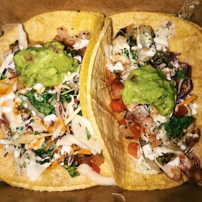 Tacos from Dos Tacos