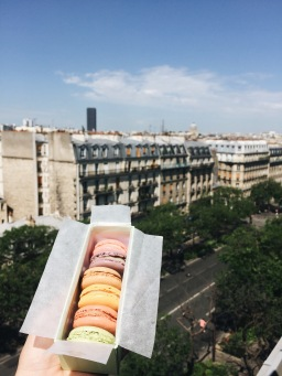 Ladurée macaroons. Source: Savannah Hamelin