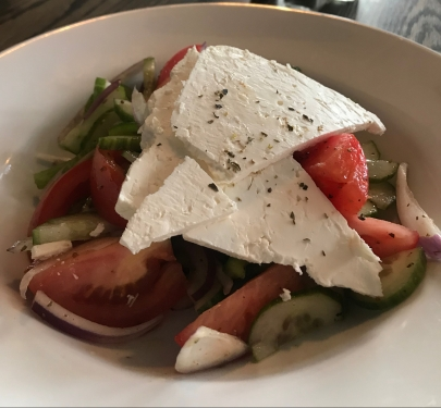 Dimi's Greek Salad