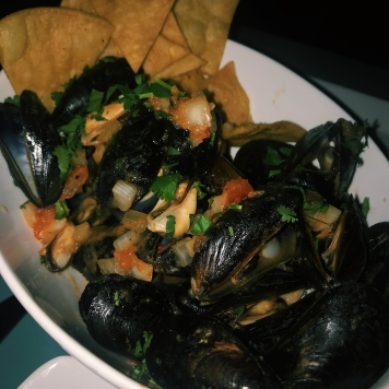 Mussels, Che Restobar. Source: Savannah Hamelin
